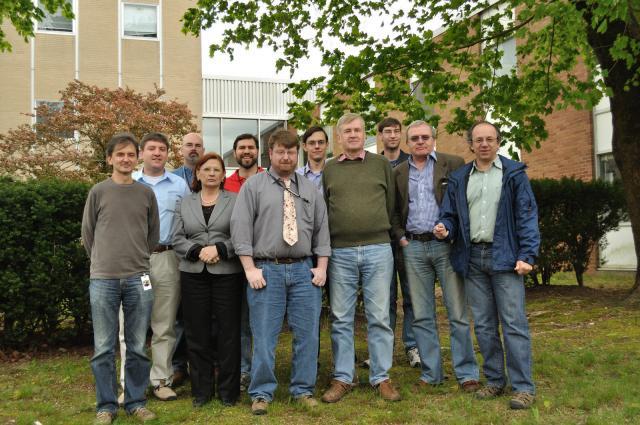 S&C Team April 2010